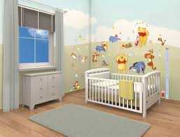 disney winnie the pooh bedroom decor kit walltastic disney winnie the pooh bedroom decor kit