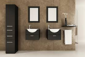 Bathroom Vanity With Side Cabinet 36 Inch Bathroom Vanity With Tall Side Cabinet Home Decorations