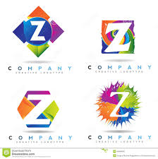 letter z logo stock illustration image 46098032