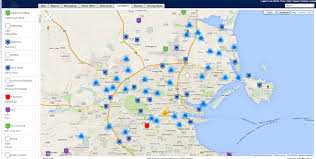 Google Maps Driving Fleet Management System Synx Move