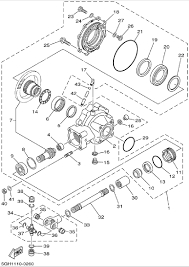 yamaha kodiak parts diagram periodic u0026 diagrams science