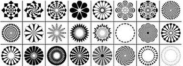50 sets of free photoshop shapes increase your designer
