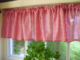 Kitchen Curtain Fabrics Download Country Red Kitchen Curtains Gen4congress Com