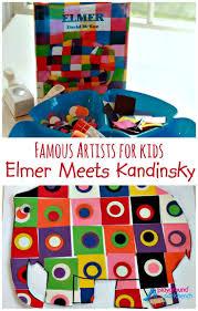 best 25 kandinsky kids ideas on pinterest famous artists for