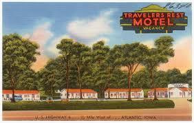 U S Route 6 In Iowa Wikipedia File Travelers Rest Motel U S Highway 6 1 2 Mile West Of