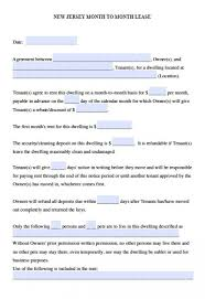 lease agreement template u2013 pdf excel word u2013 get calendar templates
