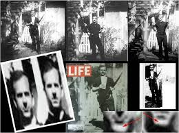Oswald Backyard Photos Lee Ground Zero With Clyde Lewis