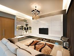 Condo Interior Design Condominium Interior Design Singapore - Living room design singapore
