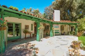 spanish hacienda style homes a look inside the colorful spanish style ranch annie potts calls home