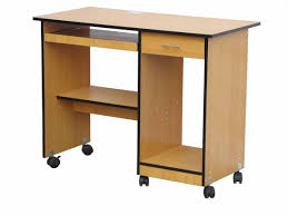 Large Secretary Desk by Furniture Decks Reception Student Antique Study Small Glass