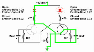 flip flop circuit build and demo youtube wiring diagram components