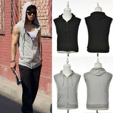 discount wholesale sweatshirt hooded vest 2017 wholesale