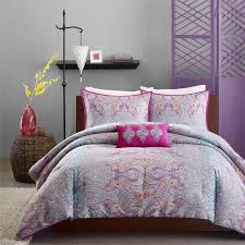 girls bedding pink pink and purple bedding beds decoration