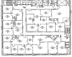 Design Office Floor Plan Office Building Floor Plan Home Designs Kaajmaaja