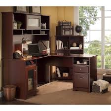 L Shaped Desks With Hutch Barrel Studio Hillsdale 3 L Shaped Desk Set With Hutch