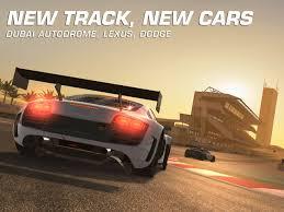 lexus dubai website real racing 3 update brings dubai autodrome new lexus and dodge
