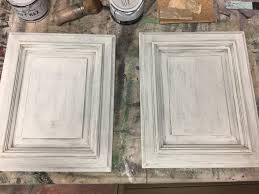 can you use chalk paint for cabinets cabinet rehab with chalk paint 80 silk and