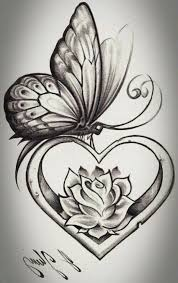 butterfly tattoo tattoos u003c3 pinterest butterfly tattoo and