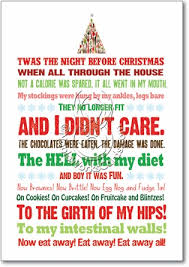 6 best images of funny christmas card sayings funny
