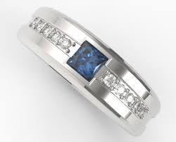 mens princess cut diamonds wedding ring vidar jewelry unique mens princess cut wedding bands vidar jewelry unique