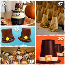 30 easy thanksgiving treats you can make thanksgiving