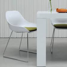 dining chairs outstanding white modern dining chairs white