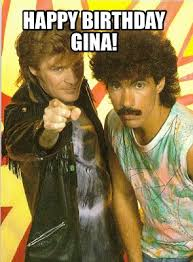 Gina Meme - meme creator happy birthday gina meme generator at memecreator org
