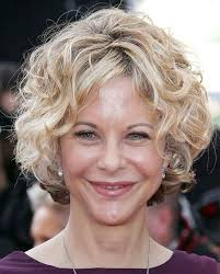 curly hair style for over 60 hairstyles for women over 60 with round faces best women
