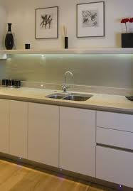 Best Kitchen Splashback Images On Pinterest Kitchen - Acrylic backsplash