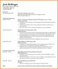 sample college student resume with no work experience 8 sample college student resume no work experience budget