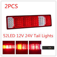 trailer tail lights for sale free shipping buy best high quality 2pcs caravan led trailer tail
