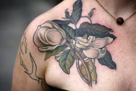 tattoos floral tattoo wishbone tattoo california poppy portland