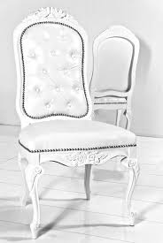 White Leather Armchairs Dining Room White Leather Chair Furniture Decorating Off Kitchen