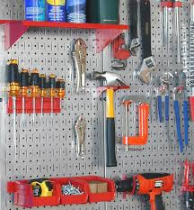 walmp wall 30 p 3232gv galvanized steel pegboard pack