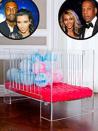 buy kim u0026 beyonce u0027s luxe lucite crib for only 250 u2013 moms u0026 babies