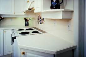 How To Install A Laminate Kitchen Countertop - how to put formica over formica countertops hunker