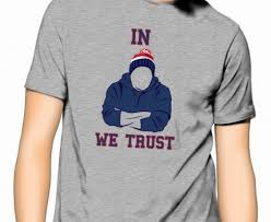 new patriots t shirt in belichick we trust pats pulpit