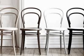 spring style essential thonet chairs