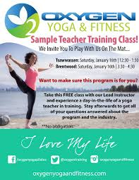 Resume Sample Yoga Instructor by O2 Yoga Teacher Training In Squamish Tsawwassen And