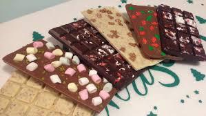 tablette pour recette de cuisine cadeaux gourmands tablettes de chocolat de noël les gourmandises