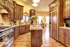 Rustic Oak Kitchen - 10 luxurious traditional kitchen ideas u2013 amazing architecture magazine