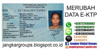 cara membuat ktp wna merubah data status perkawinan e ktp jangkar groups jasa