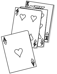 hearts coloring page handipoints