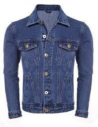 Rugged Clothing Men U0027s Rugged Wear Unlined Jean Denim Jacket At Amazon Men U0027s