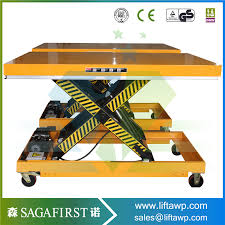 Pallet Lift Table by 1ton 1m To 3ton 3m Scissor Pallet Lift Table In Car Jacks From
