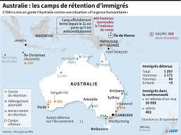bureau d immigration australien c de réfugiés en papouasie nouvelle guinée l onu appelle l
