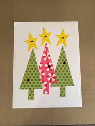 twinkle twinkle u201d christmas trees card chibitronics