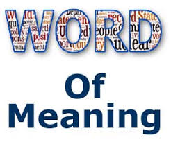meaning of word list word meaning or abbreviations