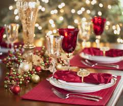 thanksgiving u0026 christmas table settings splender blog