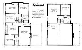 28 front to back split level house plans 20 wonderfu hahnow